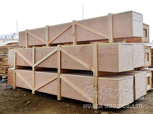 大连木制包装箱