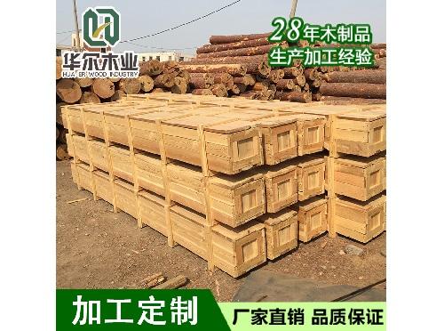 杨木包装箱