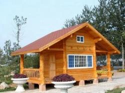 长海县必威体育娱乐官网betway必威体育下载加工 防腐木制作 木屋