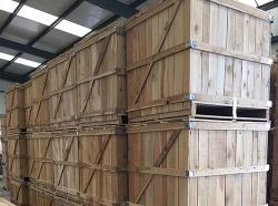 青岛大连木制品制作 包装箱