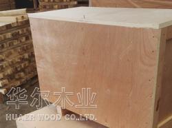 多层板木箱